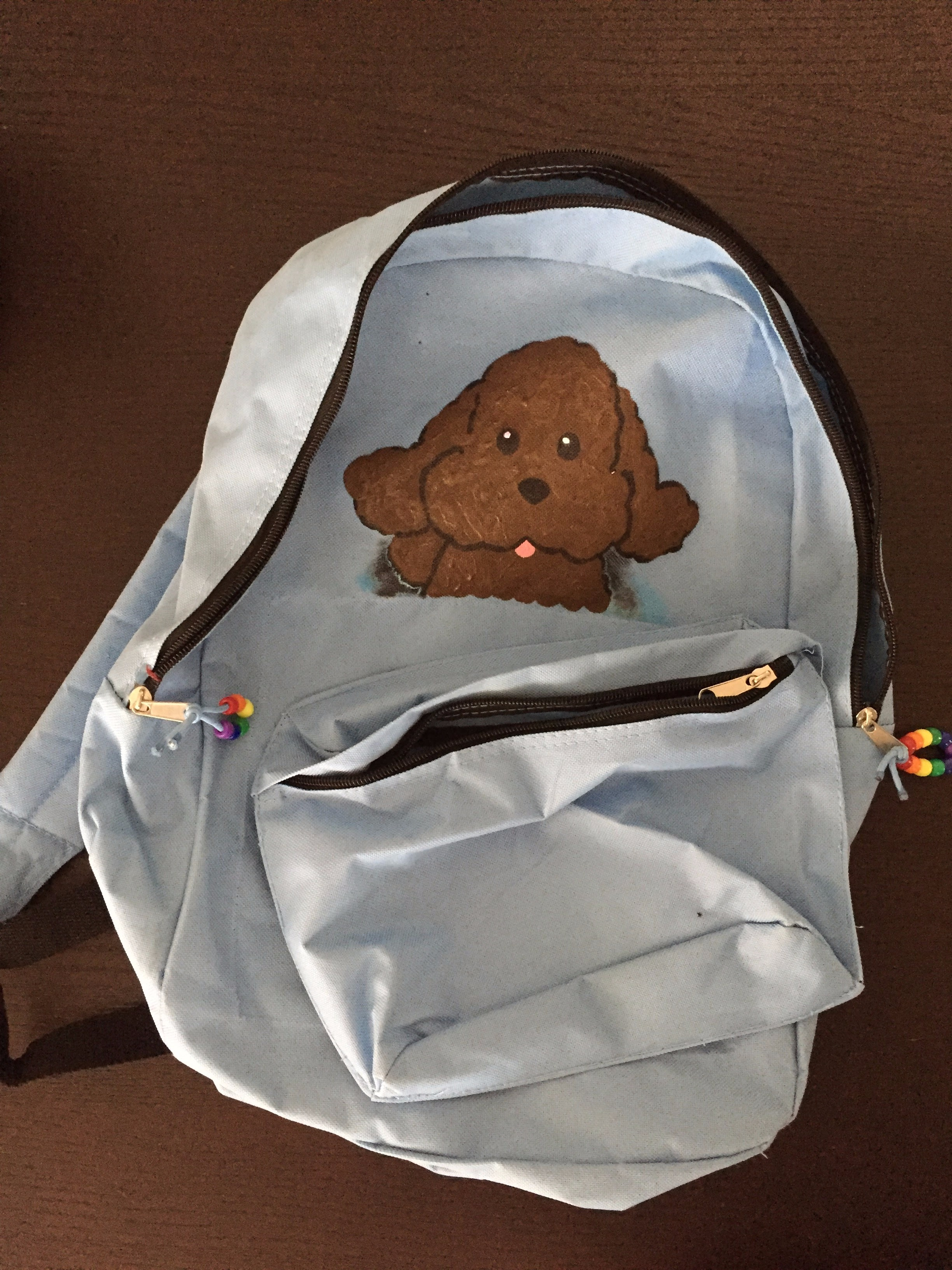 Picture of Prepare the Bag and Create the Pattern