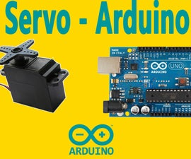 Arduino : How to Control Servo Motor With Arduino