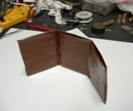 Extra Strength Duct Tape Wallet