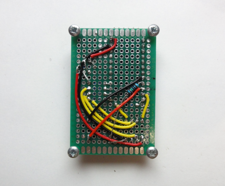 Picture of IOT123 - HV ATTINY85 Fuse Resetter