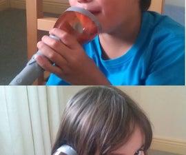Double Bunk Speaking Tube