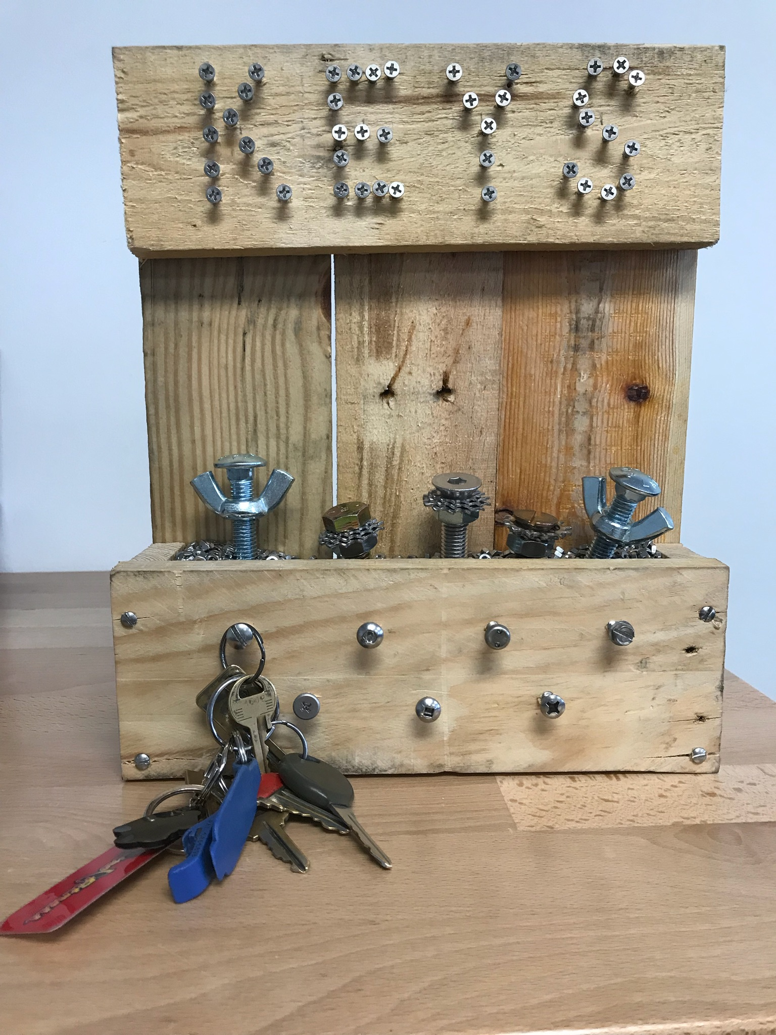 Picture of Pallet Key Holder