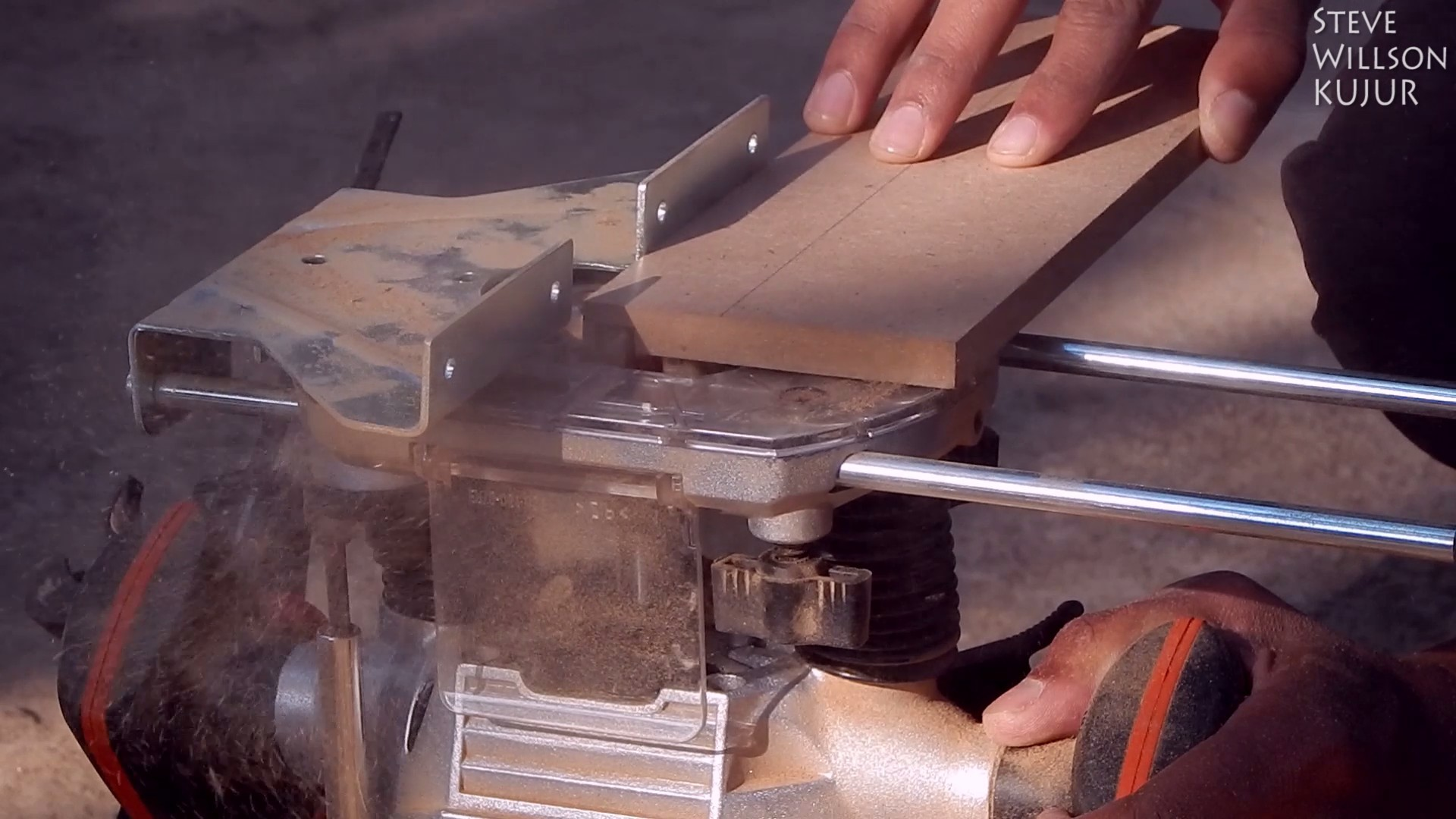 Picture of Cutting Wood