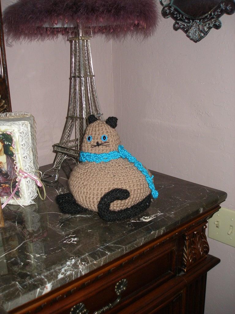 Free Crochet Cat Patterns - Crochet Now | 1024x768
