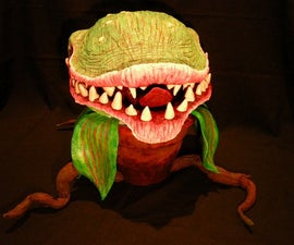 Audrey 2 for 'Little Shop of Horrors'