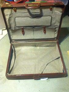 Purchase a Suitable Suitcase
