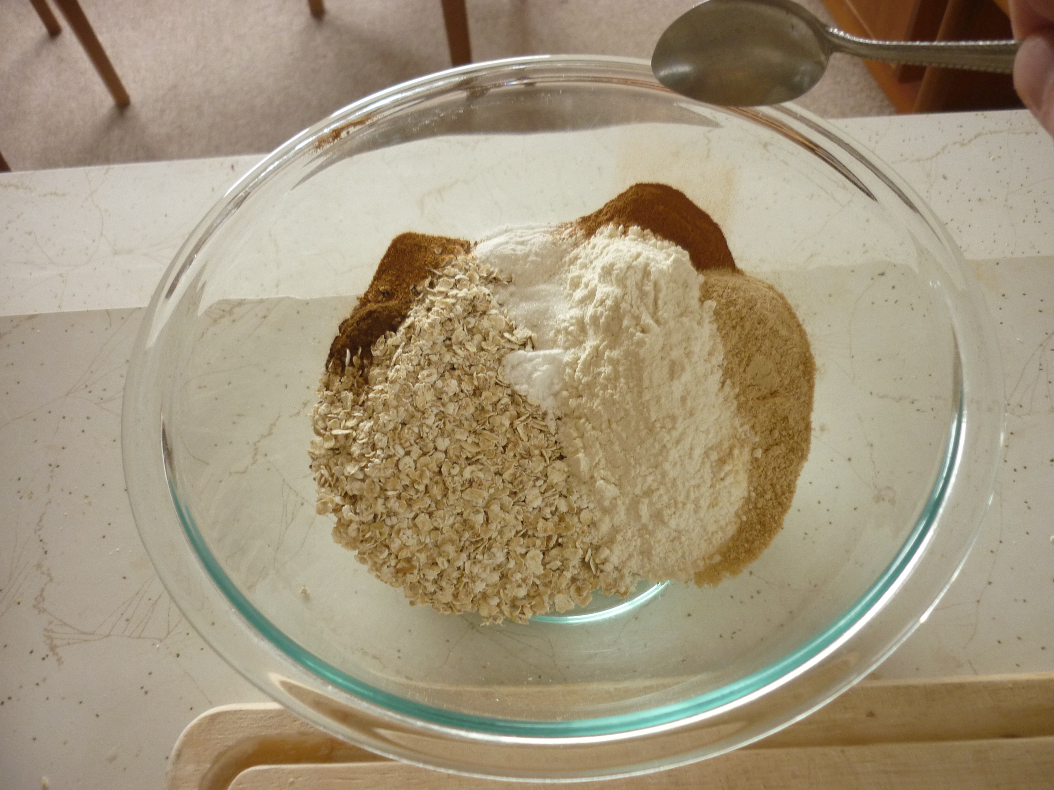 Picture of Mix Dry Ingredients