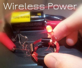 Simple Wireless Power