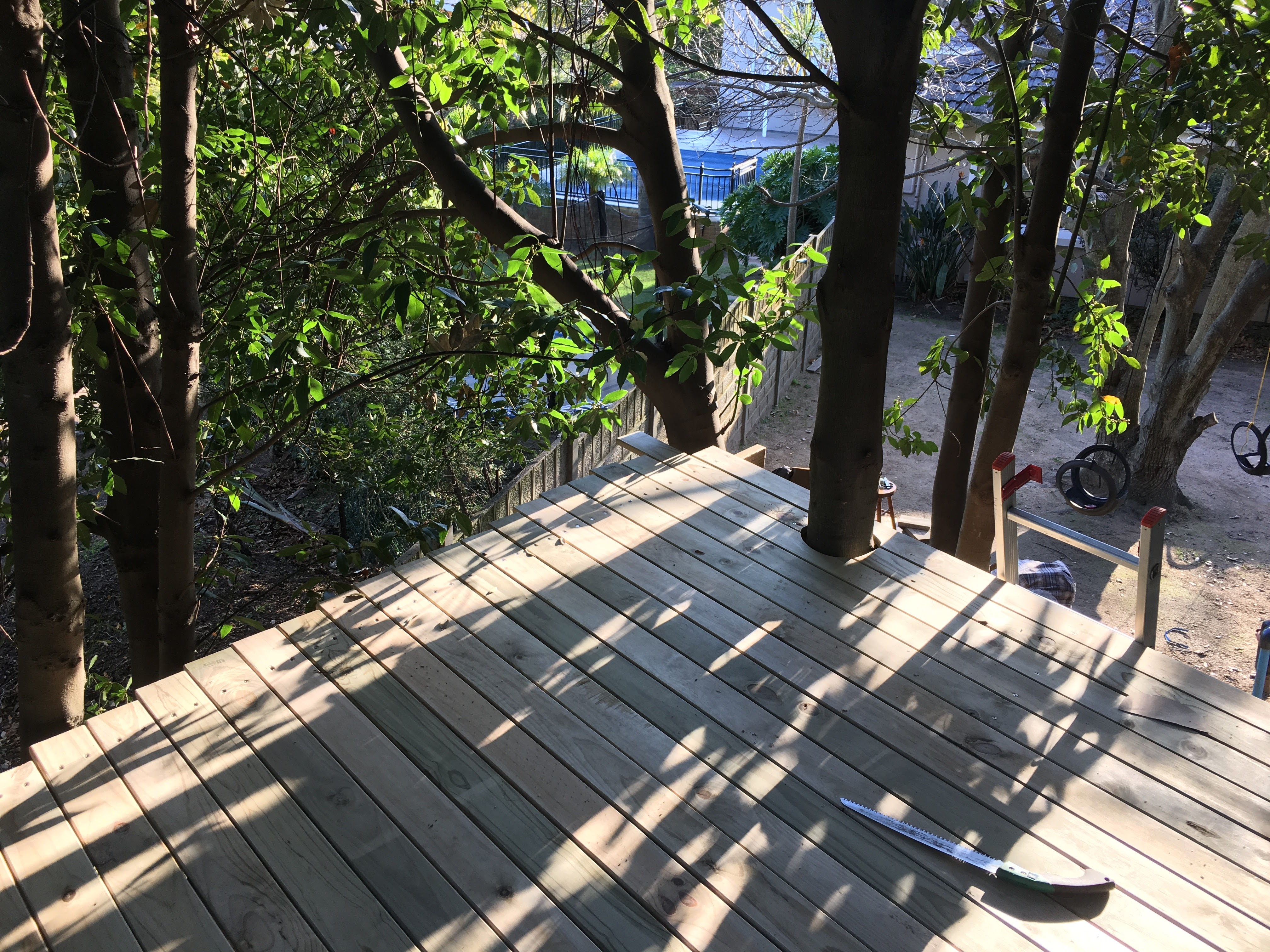 Picture of The Deck