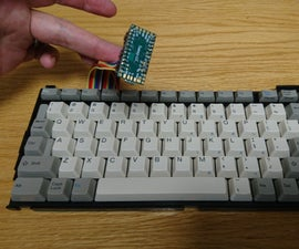 Make any vintage keyboard work with a modern PC