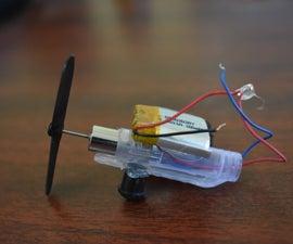 5 Minute Build - Micro Aerial Vehicle (MAV)