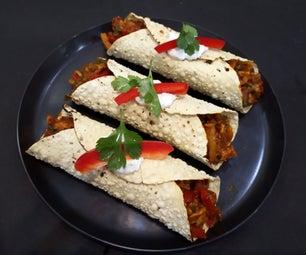 Pickle Spice Chicken Tacos