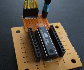 Ghetto Programming: Getting started with AVR microprocessors on the cheap.