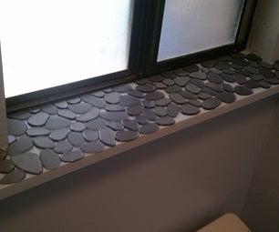Pebble Window Sill Mat