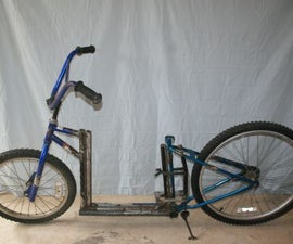 What I Learned From Building Three Kick-Bikes