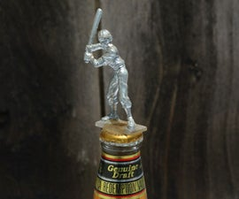 Beer Buds Softball Trophy