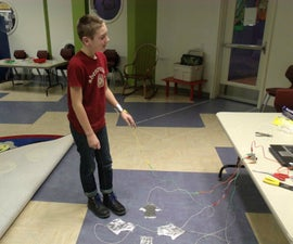 Dance Dance Revolution Floor Pad - Makey Makey