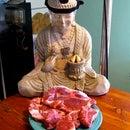 Xtreme Buddha's Non Vegan Delight in a Skin Tube
