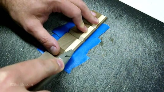 Gluing the Sides Together