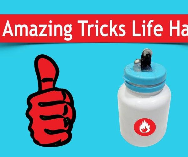 2 Amazing tricks life hacks .