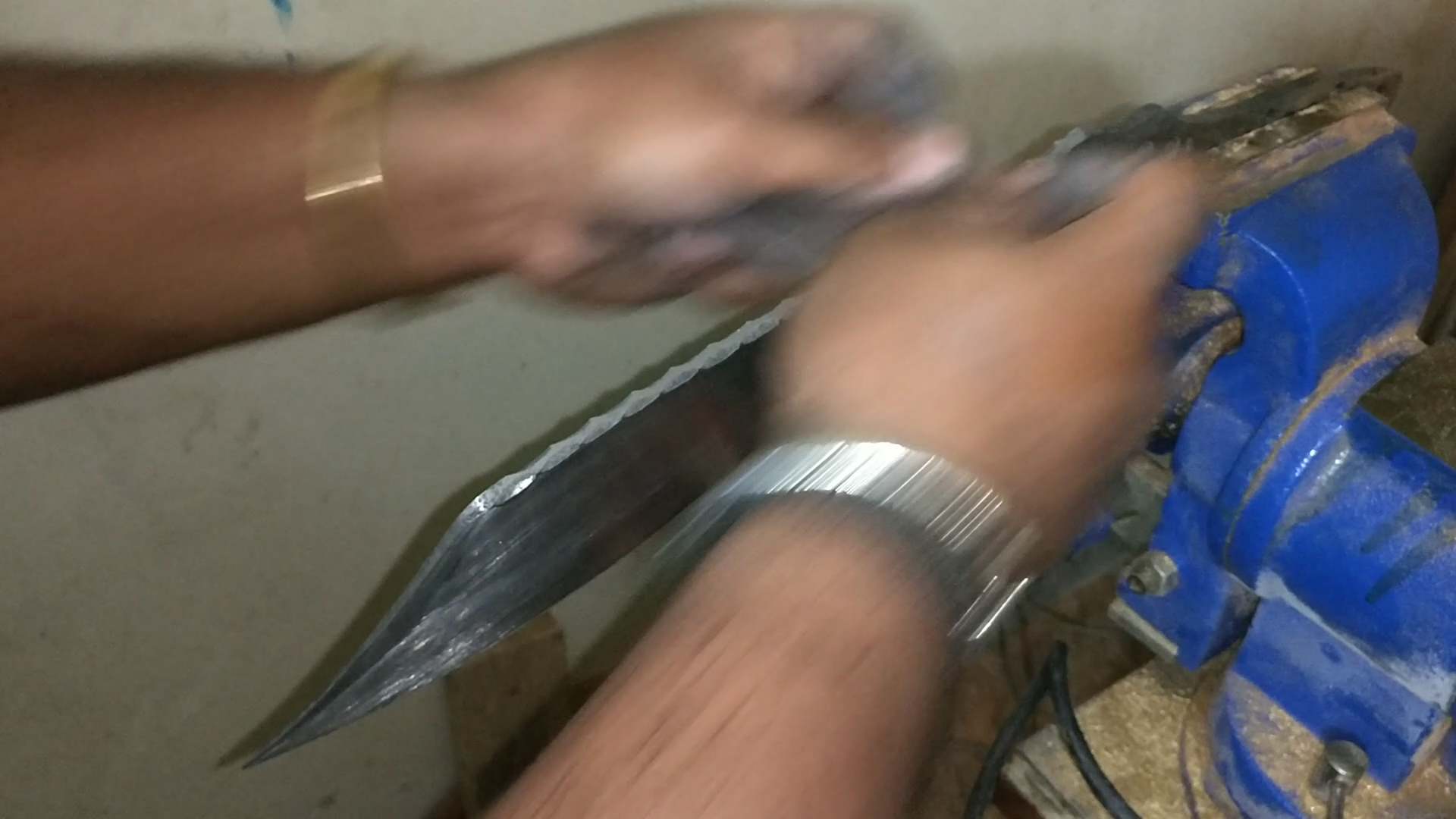 Picture of ​Finishing the Knife