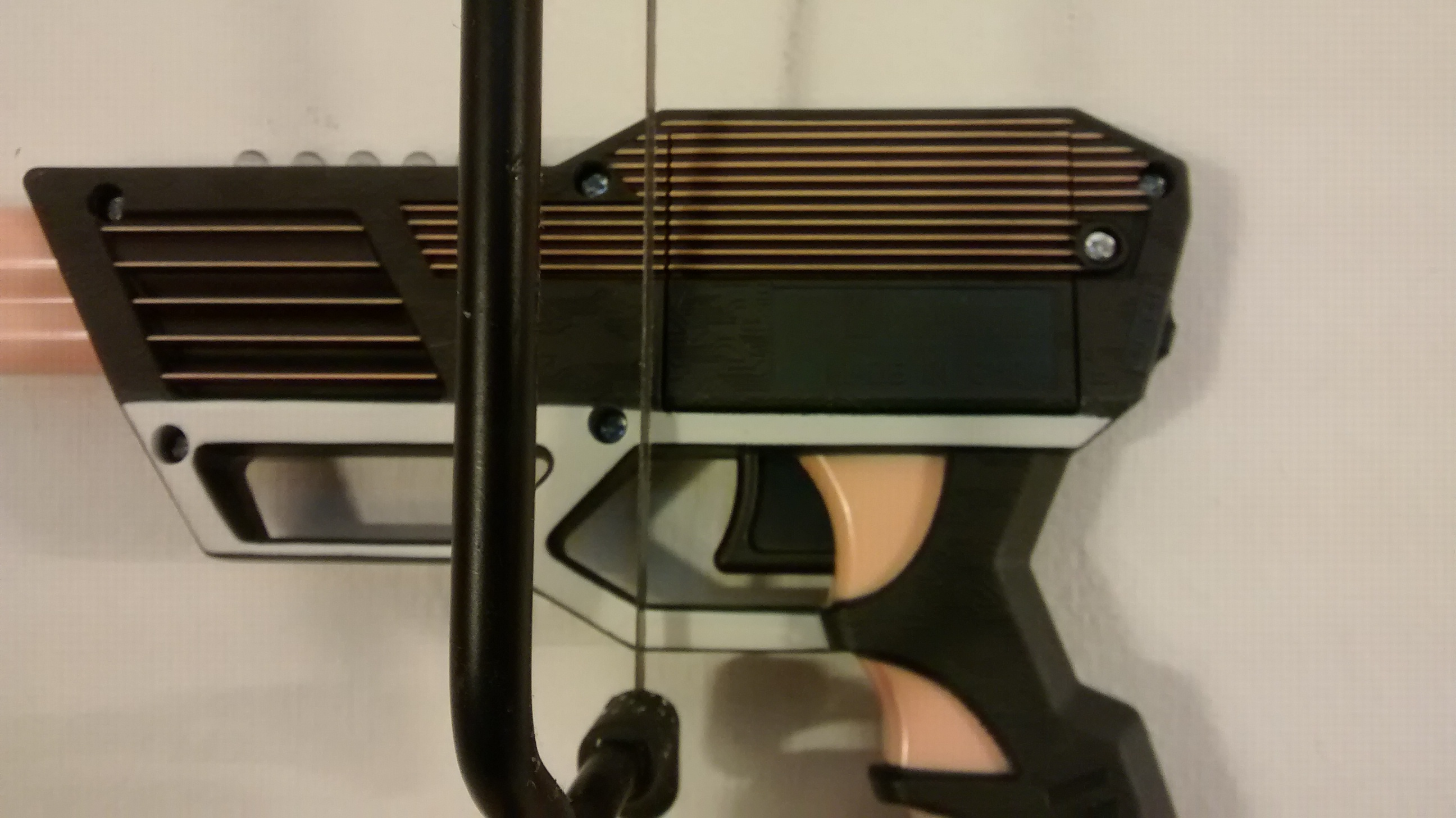 Picture of Modifying the Gun Casing for Mounting on Our Drone