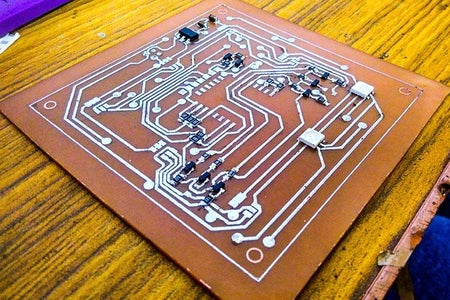 Solder the Components