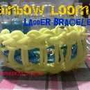Rainbow Loom Ladder Bracelet