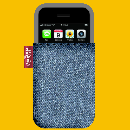 Picture of Levi's IPhone Jacket