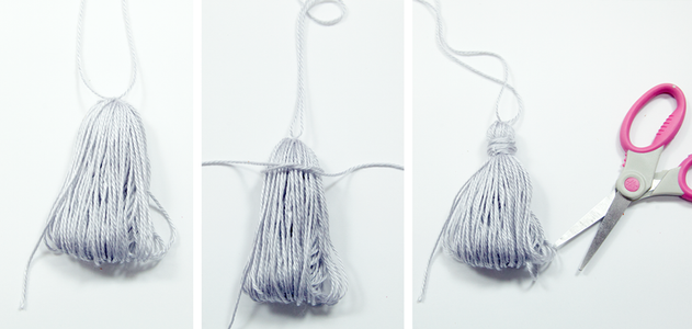 Build Your Tassels