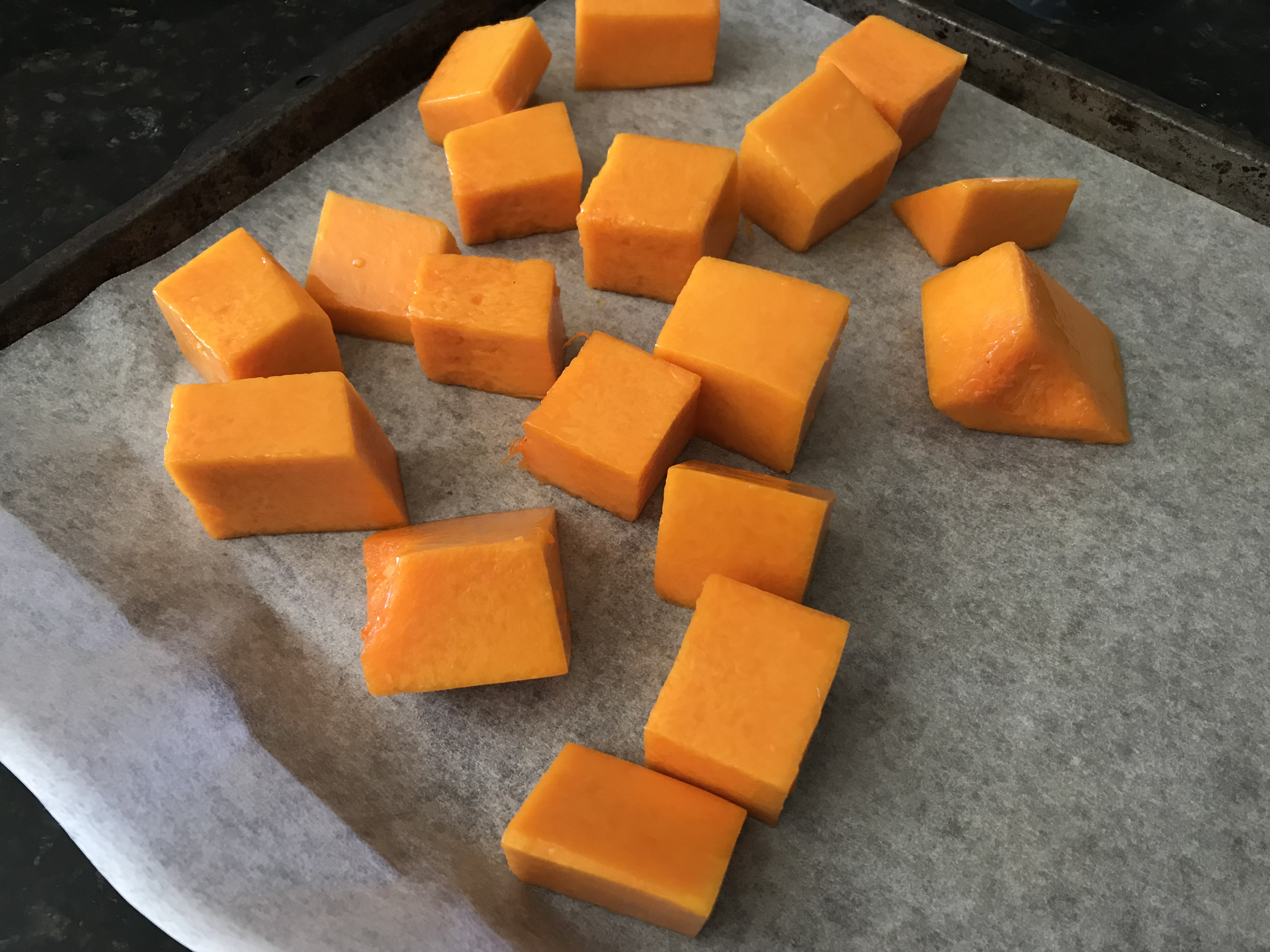 Picture of Make the Roasted Pumpkin Puree