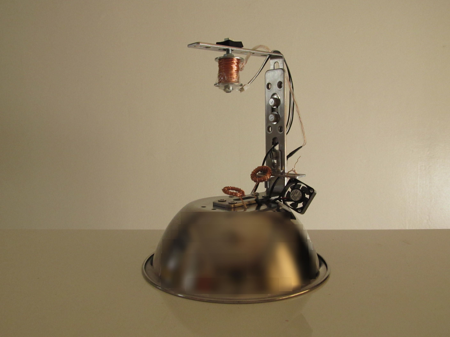 Picture of Make the Levitating Object Rotate