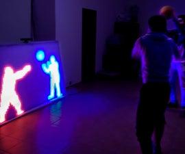 BIGLID - Big LED Interactive Display