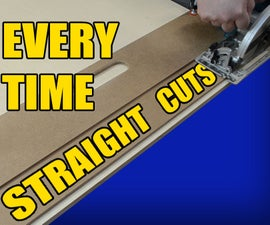 Make Straight Cuts Every Time With A Door Board