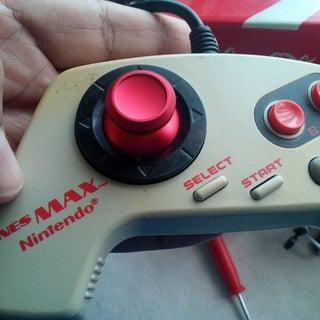 Enhanced NES Max Controller