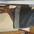 Lace-edged Skirt