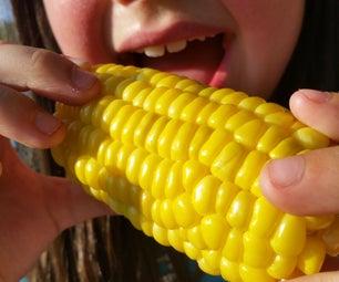 Butter Boiled Corn