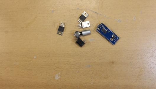 Create an LED Controller