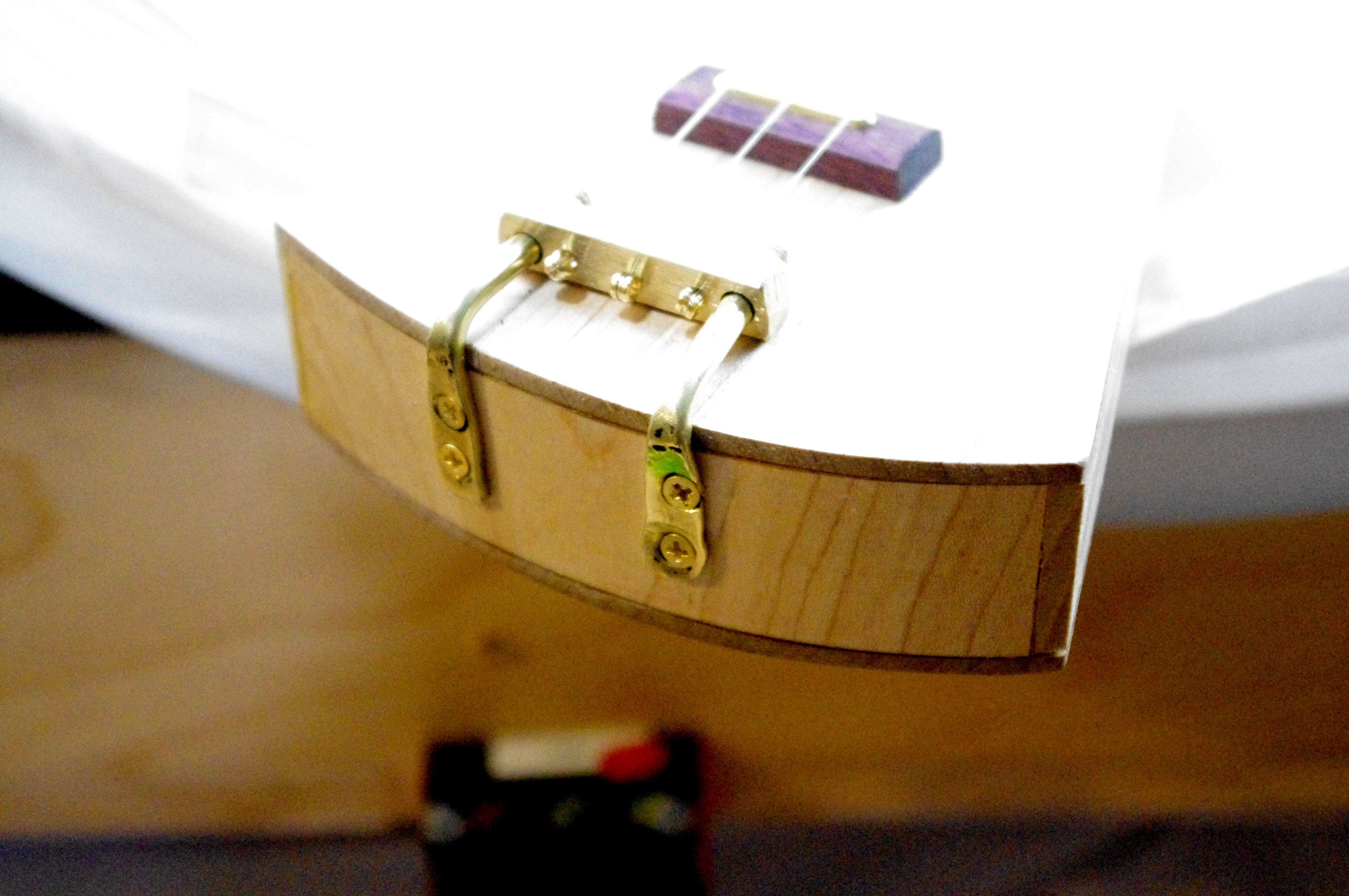 Picture of Machine the Trapeze Tailpiece