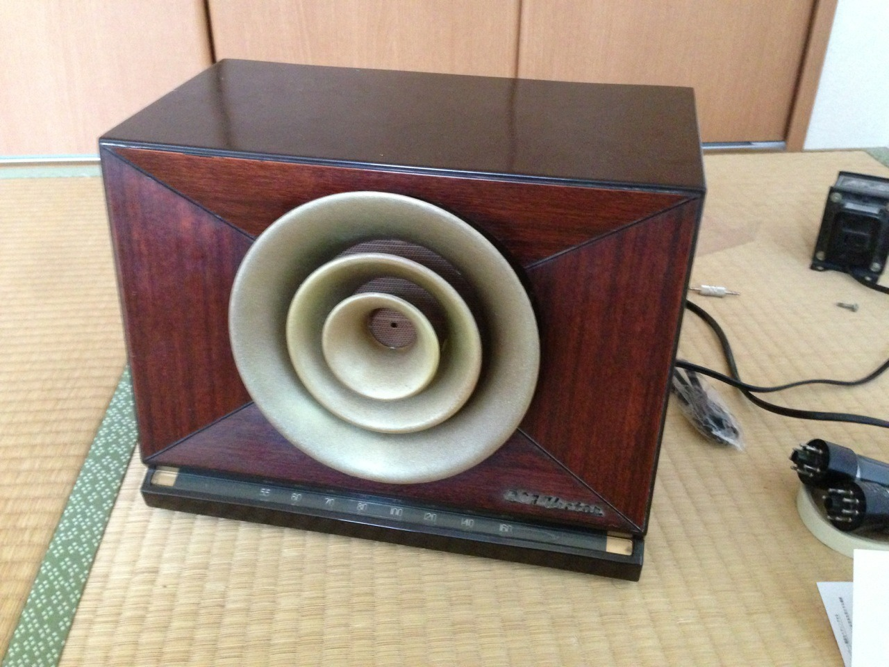 Picture of Bluetooth Tube Radio Project - .opus 1