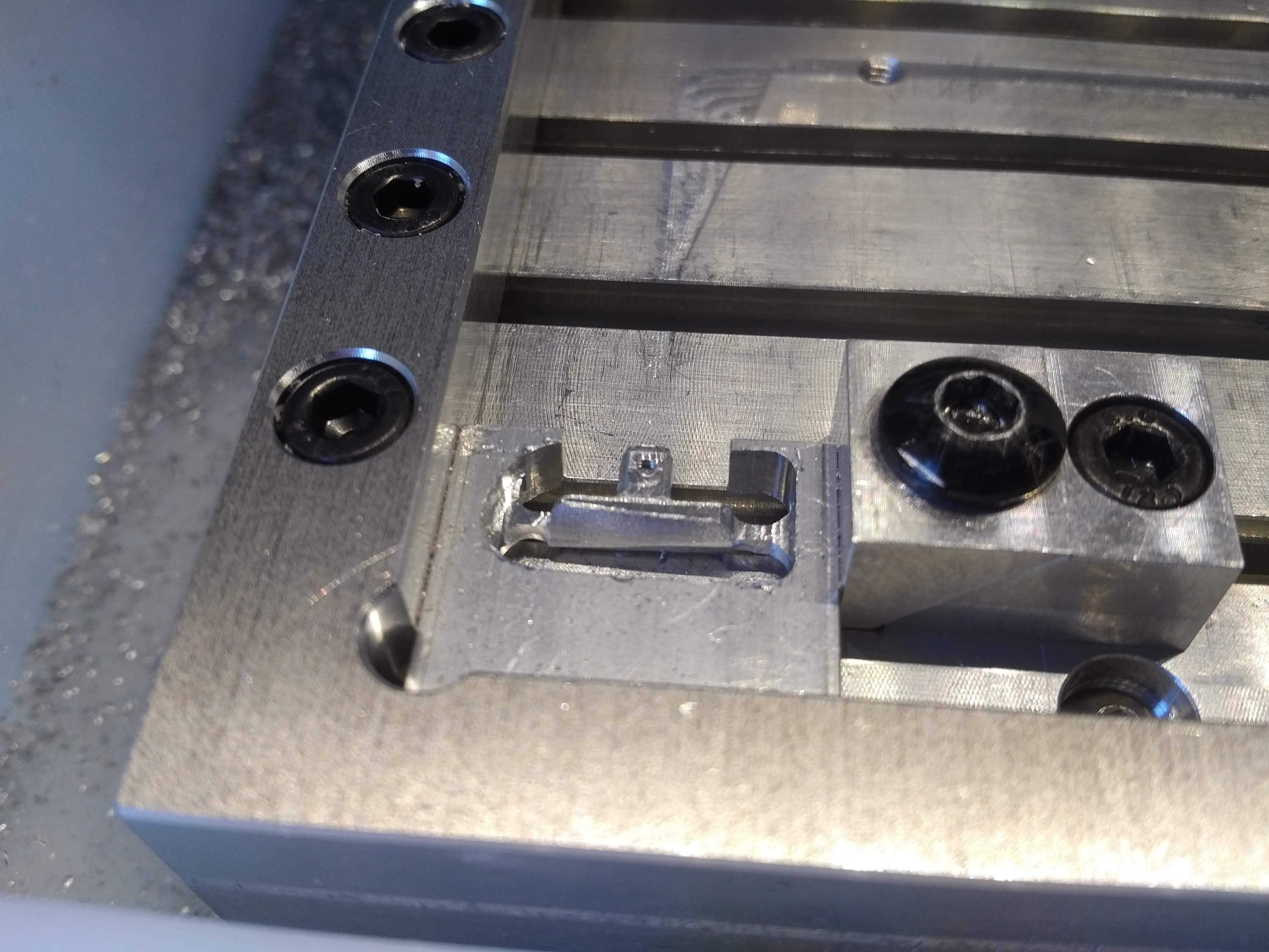 Picture of Machining the Side Switch