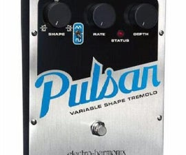 Create Your Own Guitar Effects Pedal