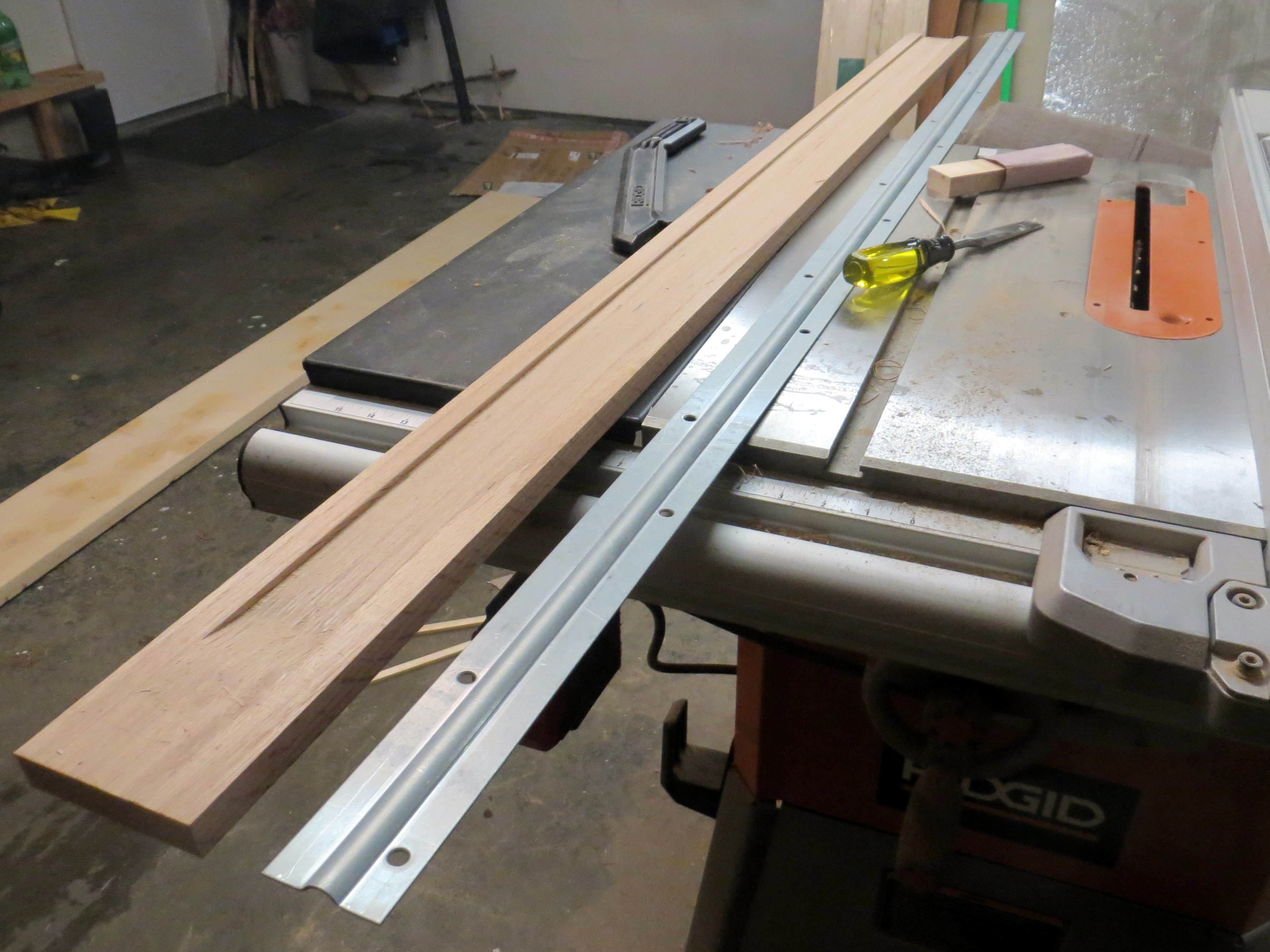Picture of Install Lower Track