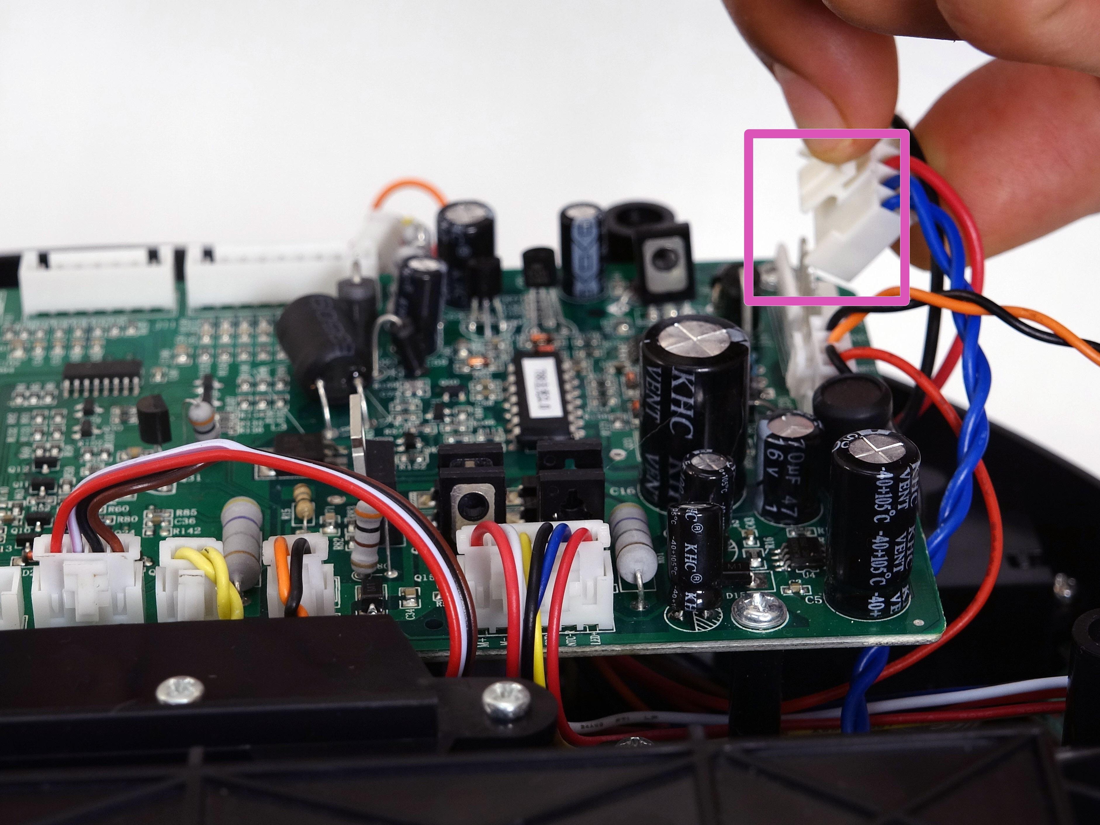 Picture of Remove the Main Circuit Board