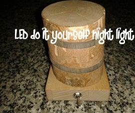 LED Do It Yourself Night Light DIY