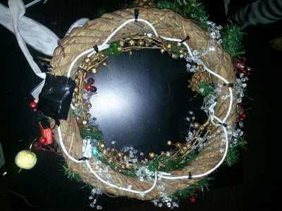 Final: Attach to Wreath