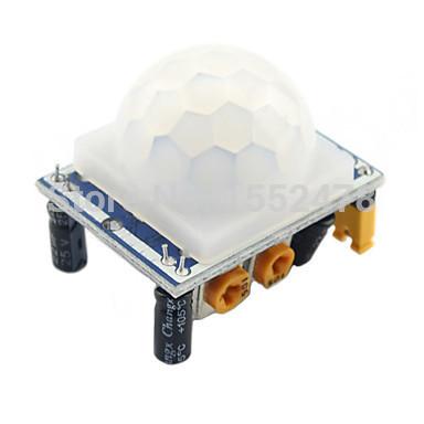 Picture of The HC-SR501 Passive Infrared (PIR) Motion Sensor