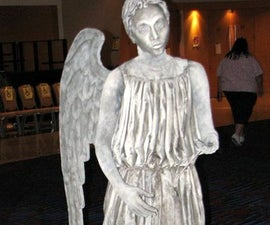 Weeping Angel Dr. Who