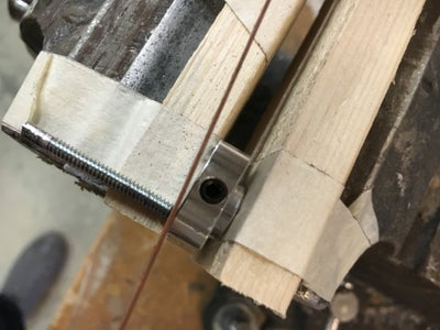 Make Cam Shaft and Drill Holes in Cams