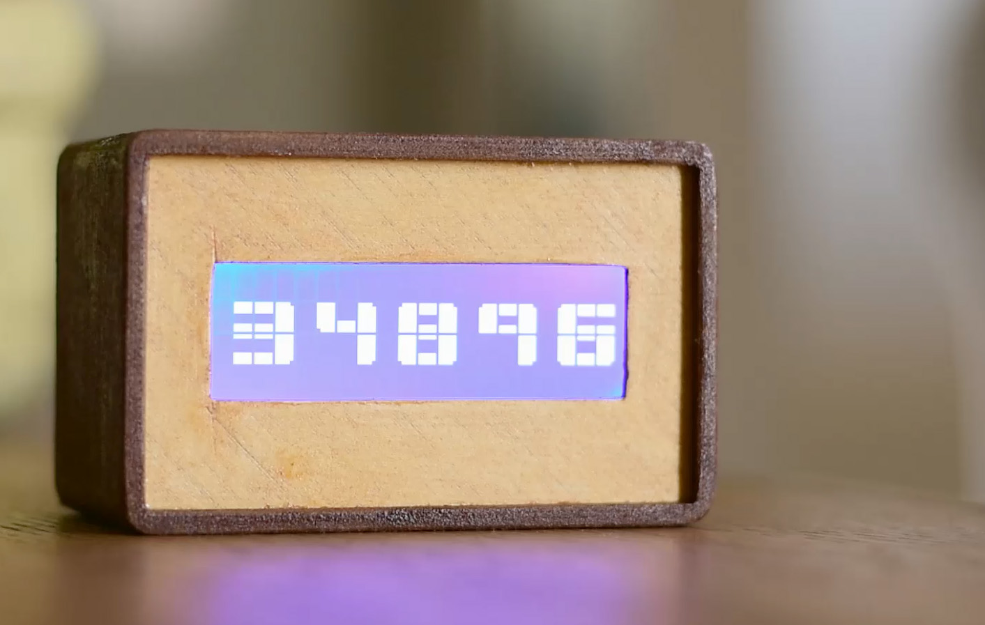 Picture of YouTube Subscriber Counter Using an ESP8266 Board